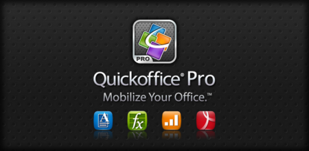 Google compra Quickoffice, la popular suite de ofimática