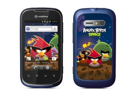 Angry Birds ya tiene su teléfono especial