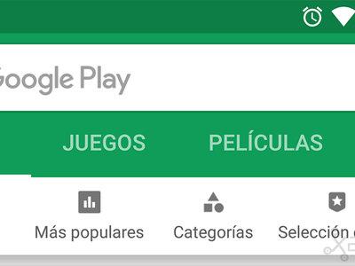 Probamos el nuevo rediseño de Google Play Store