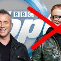 Chris Evans abandona Top Gear