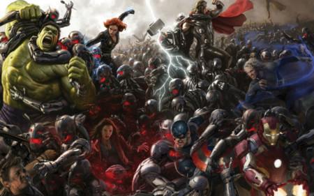Cómic en cine: 'Vengadores: La era de Ultrón', de Joss Whedon