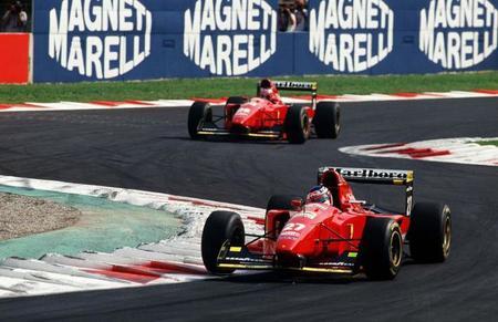 """Jean Alesi:""""Sólo hay una regla en Monza: controlar el coche a más de 300 km/h"""""""