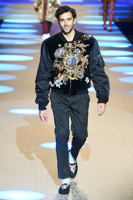 Dolce Gabbana Fall Winter 2018 2019 Milan Fashion Week Mens 092