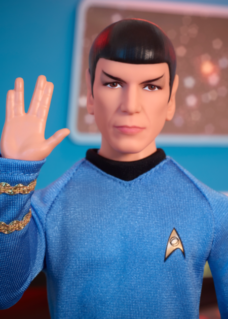 Star Trek Barbie 2016 2