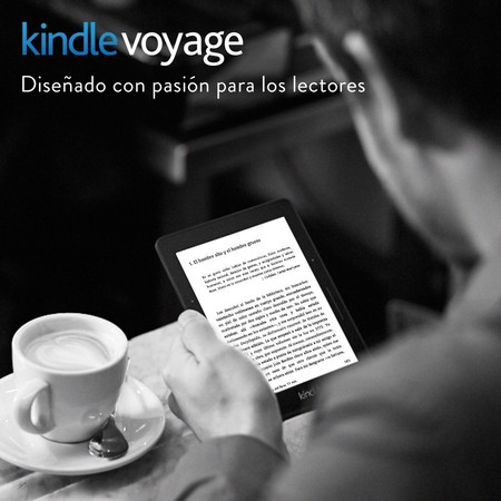 Kindle Voyage reacondicionado certificado por 134 euros