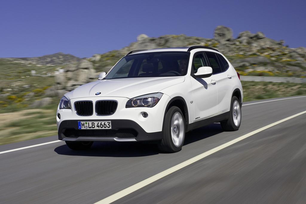 Foto de BMW X1 (24/120)