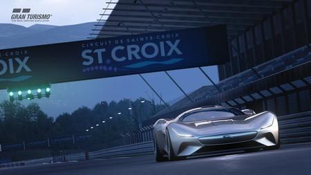 Jaguar Vision Gran Turismo 6