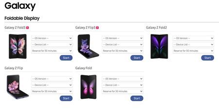 Samsung Remote Test Lab