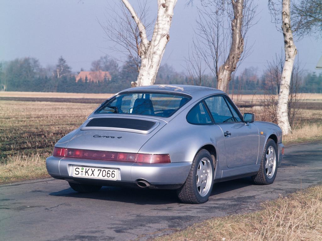 Foto de Evolución del Porsche 911 (20/30)