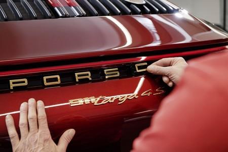 Porsche 911 Targa Heritage Design Edition 4