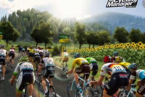 'Pro Cycling Manager', o como hacer que un simulador de ciclismo se mida con la realidad