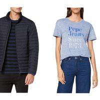 Chollos en tallas sueltas de chaquetas, camisetas y camisas de marcas como Jack & Jones, Superdry o Pepe Jeans en Amazon por menos de 20 euros