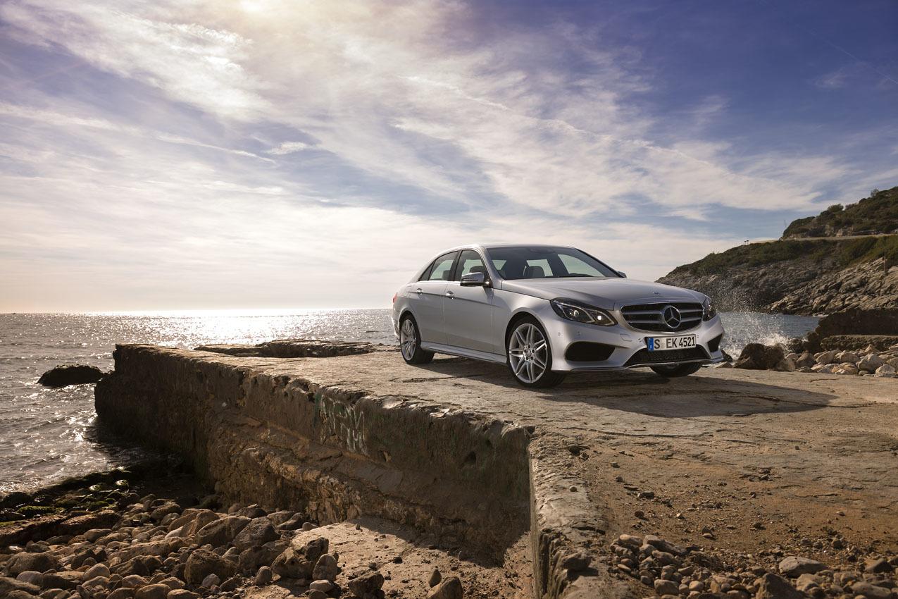 Foto de Mercedes-Benz Clase E 2013 (presentación) (1/48)