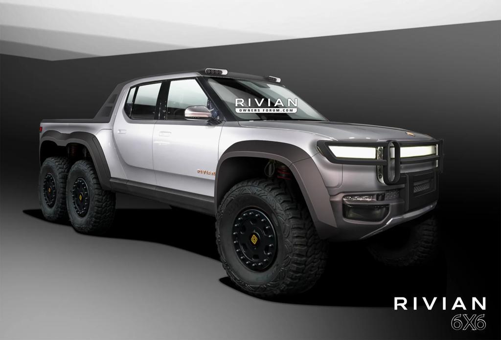 La Rivian R1T ya planta cara a la Tesla Cibertruck también en