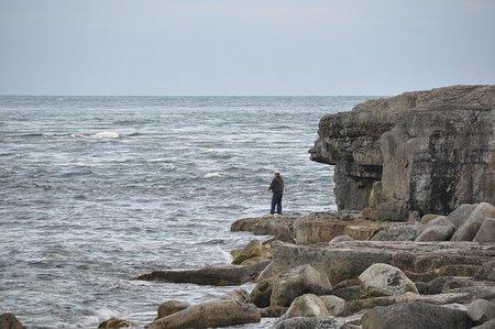 La metáfora del pescador impaciente