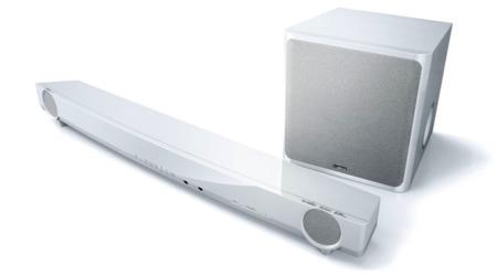 Yamaha Yas 201, sonido multicanal en dos piezas