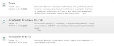 Apple lanza actualización de Mail para solucionar los problemas con cuentas de Gmail
