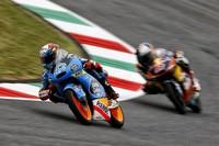 MotoGP Italia 2014: Álex Rins consigue la pole a pesar de una caída