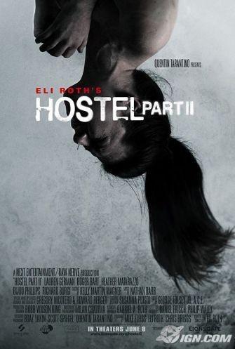 El último y provocador póster de 'Hostel. Parte II'