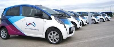 ¿Cuánto puede ahorrar una flota con un coche eléctrico?