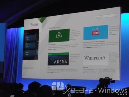 Nuevo Windows Store: Actualizaciones automáticas y diseño enfocado a usuarios
