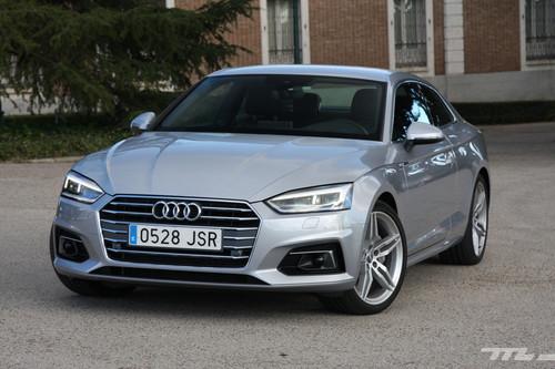 Probamos el Audi A5 Coupé 2.0 TDI: de deportivo a GT en diez años de vida
