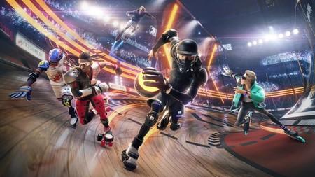 Roller Champions es el nuevo juego de deportes con patines de Ubisoft. Ya puedes descargar su demo en Uplay [E3 2019]