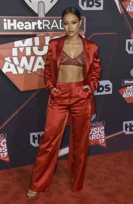 Iheart Radio Music Awards Alfombra Roja 2017 Looks 7