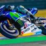 Jorge Lorenzo marca el ritmo en busca de una nueva victoria en Francia