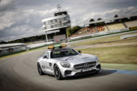 Mercedes-AMG GT S, así luce como Safety Car del DTM