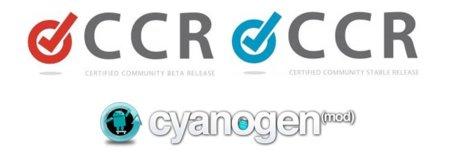 CCR Cyanogen