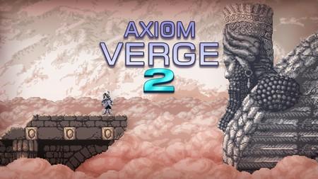 Axiom Verge 2 ya es una realidad. La secuela del brillante juego de Thomas Happ llegará a Nintendo Switch en otoño de 2020