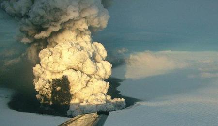 Otro volcán islandés entra en erupción ¿Problemas a la vista?