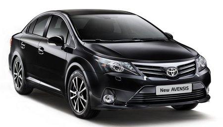 El renovado Toyota Avensis a la venta desde 20.900 euros