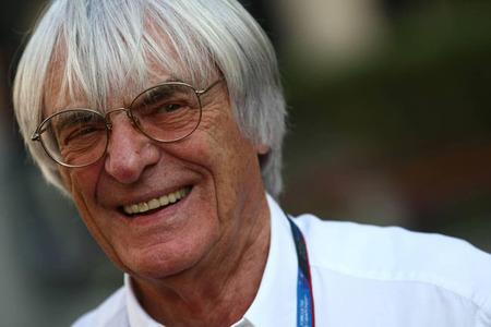 Bernie Ecclestone quiere su propio Grand Slam en la Fórmula 1