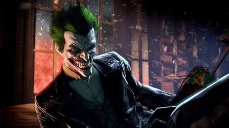 Primera imagen del Joker en 'Batman: Arkham Origins'