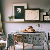 La primera colección de textiles de Nice Things Home llegará a nuestros hogares en otoño