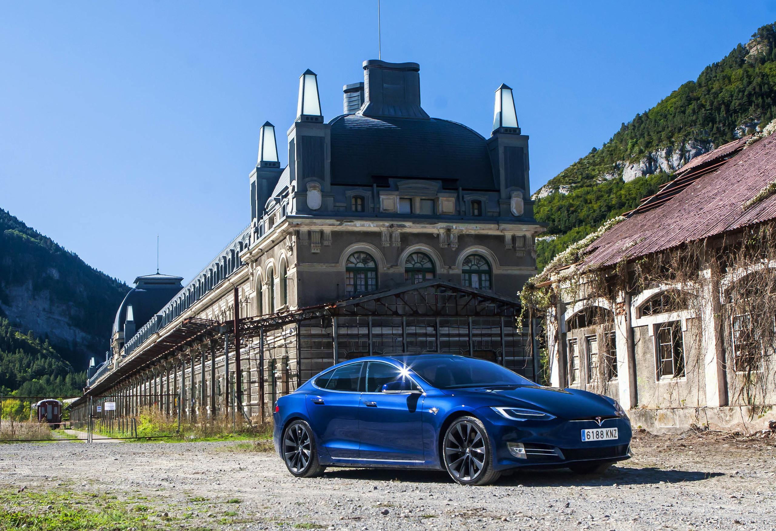 Foto de Tesla Model S 100D prueba (10/17)