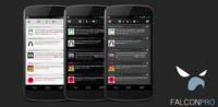 Falcon Pro se actualiza y pierde las interacciones por las limitaciones de la API de Twitter