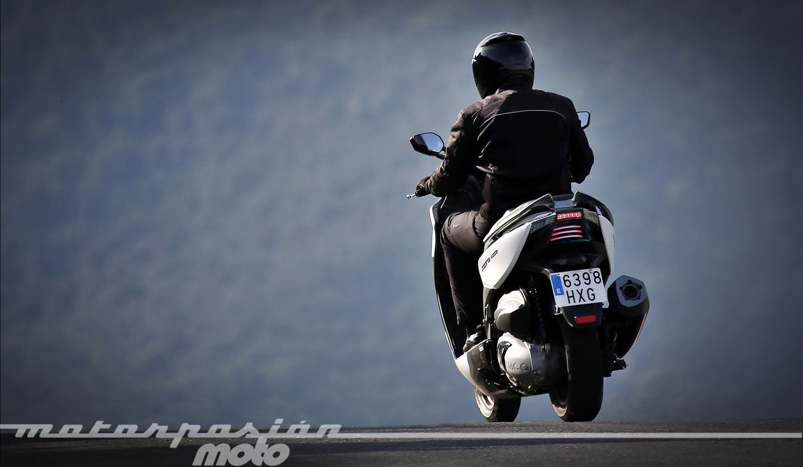 Kymco Xciting 400i ABS - Detalles