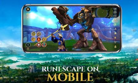 'RuneScape', el popular MMORPG gratuito de PC, llega a Android de forma oficial