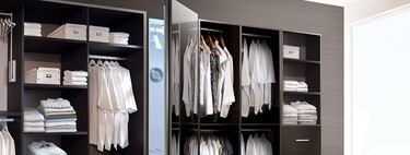 La tintorería en casa: LG lanza un armario de vapor que  higieniza, refresca, elimina olores, seca y plancha todo tipo de prendas