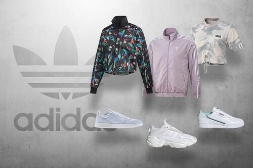 Zapatillas desde 32 euros, chaquetas a mitad de precio y sudaderas rebajadísimas: mejores ofertas en el outlet de Adidas