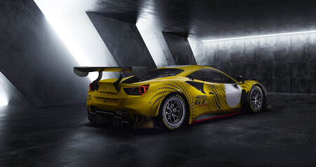 Ferrari 488 GT Modificata 2020