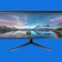 """Si buscas monitor ultrawide de grandes dimensiones, ojo a este Samsung de 34"""" en oferta: ahora por menos de 300 euros"""