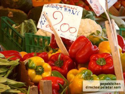 Frutas y verduras libres de pesticidas peligrosos