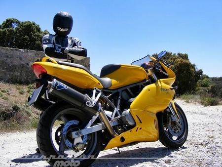 Ducati 750ss Iez