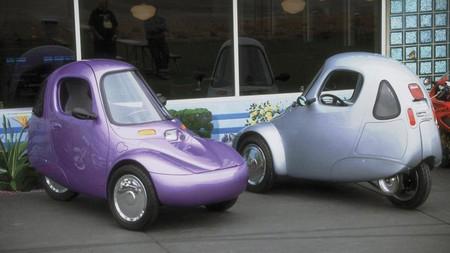 Nueve coches eléctricos de cuando los coches eléctricos eran feos a rabiar