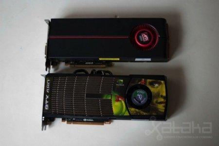 NVidia GTX 480 ATi 5830