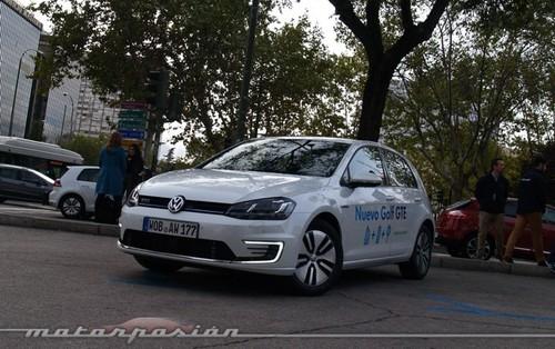 Volkswagen Golf GTE, toma de contacto